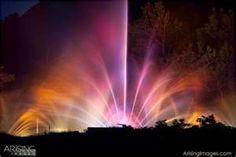 Musical Fountain, Grand Haven Michigan