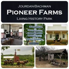 Favorite Fall Activities #3: Go back in time at Pioneer Farms Living History Park!  At Pioneer Farms, you'll find five themed historic areas to explore: a Tonkawa Indian Encampment, a German Emigrant Farm, a Texian Farm, a Cotton Planter's Farm and a rural village called Sprinkle Corner.  Tip: Don't miss Haunted Trails, their Halloween-themed event which runs Fridays & Saturdays in October.