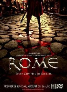It only ran two seasons but HBO's ROME was one of the most fascinating shows I've ever seen.  All the events at the height of Rome - Julius Caesar crossing the Rubicon, the Ides of March, etc - through the eyes of two centurions. personal-tv-hall-of-fame - Recommend that everyone watch it.