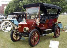 1908 Stanley Steamer Model F