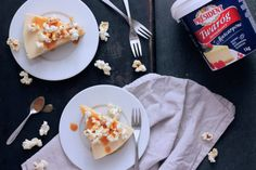 Ciasto w 5 minut, czyli banoffee pie - Primi Piatti Banoffee Pie, Tiramisu, Popcorn, Waffles, Breakfast, Beautiful Pictures, Food, Morning Coffee, Pretty Pictures