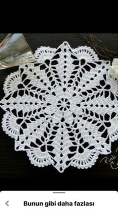 Crochet Round, Gardening, Shapes, Rugs, Inspiration, Doilies, Crochet Circles, Crochet Baskets, Crochet Doilies