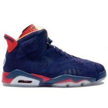 sale retailer 16064 11662 392789-401 Air Jordan 6 (VI) Doernbecher Navy Red Gold A06013 Jordans For