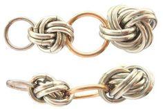 DIY Bijoux  Learn a Weave  Mobius Knots