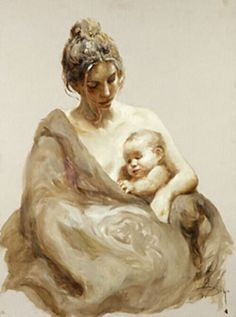 Caricia 2004 by  Royo