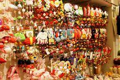 Nishiki Market | Kyoto | Japan Travels Go To Japan, Japan Travel, Kyoto, Christmas Tree, Marketing, Holiday Decor, Places, Teal Christmas Tree, Xmas Trees