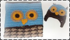 crochet carseat blanket-- (Amb, I bet this would be SUPER fun to make!)
