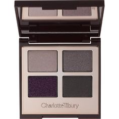 Charlotte Tilbury Colour-Coded eyeshadow palette ($45) ❤ liked on Polyvore featuring beauty products, makeup, eye makeup, eyeshadow and palette eyeshadow