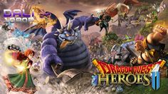 DRAGON QUEST HEROES II is a hack-and-slash, field-roaming Action RPG that sends players on a new adventure to restore order to a once peaceful world filled with hordes of monsters and battles of epic proportions. #DragonQuestHeroes2 #koeitecmogames #rpg #pc #Steam #YouTube