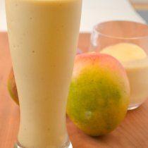 Receta de Smoothie de Yoghurt con Mango