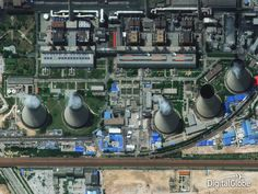 25 of the Most Interesting Photos of Earth From Space This Year | Henan Coal Mine, China, May 29, 2014      Digital Globe  | WIRED.com