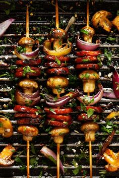 barbecue-seizoen is weer geopend! BBQ & Smoker project Ideas Project Difficulty: Simple Het barbecue-seizoen is weer geopend! Barbecue Grill, Barbecue Recipes, Grilling Recipes, Cooking Recipes, Healthy Recipes, Healthy Grilling, Wie Macht Man, Vegetarian Barbecue, Bbq Party