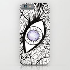 Hollowness iPhone & iPod Case