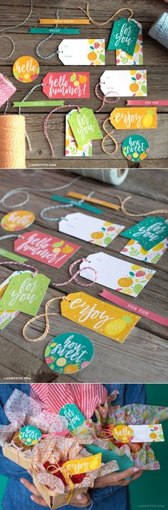 #free #gifttags www.LiaGriffith.com