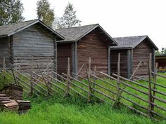 Kainuu, Kaisu Rissanen Summer Dream, Cottages, Shed, Traveling, Exterior, Cabin, Country, Architecture, House Styles