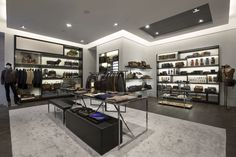 Coach flagship store at 5th Avenue, New York City store design