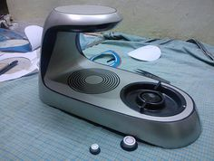 Induction Meets Conventional Stove | Yanko Design