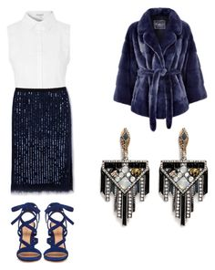 """Untitled #62"" by chertik-alena on Polyvore featuring мода, Glamorous, Tory Burch, Lulu Frost и Gianvito Rossi"