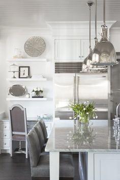 Grey/white kitchen. #laylagrayce #kitchen