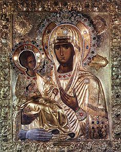 VergineTricherusa - Icône (religion) — Wikipédia