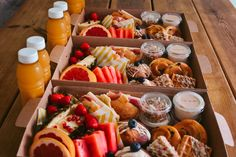 Breakfast Picnic, Breakfast Catering, Breakfast Basket, Breakfast Platter, Gourmet Breakfast, Birthday Breakfast, Perfect Breakfast, Charcuterie Recipes, Charcuterie And Cheese Board