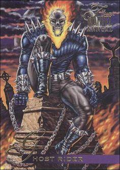 Ghost Rider ('95 Annual Flair)