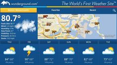 3 aplicaciones que debes tener para conocer la meteorología en tiempo real - http://www.meteorologiaenred.com/3-aplicaciones-que-debes-tener-para-conocer-la-meteorologia-en-tiempo-real.html