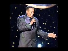King Balladeer...this man's voice! Luther Vandross Promise Me Live