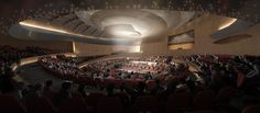 Environmental Design, Concert Hall, Ecology, 21st Century, Organization, Urban, Future, Architecture, Building