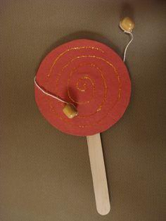 chinese new year craft drum