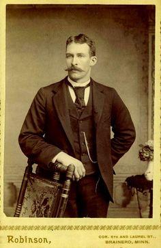 Hot Vintage Men: The Hot Daddy from Brainerd