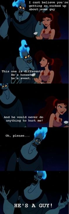 Hercules, best part of the movie