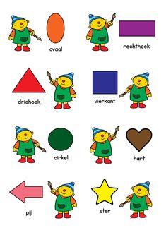 Uk en Puk Kids Daycare, Math For Kids, Crafts For Kids, Diy Crafts, Kids Planner, Mini S, Preschool Worksheets, Pictogram, Kids Education
