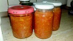 Sterilizovaná zeleninová zmes na všestranné využitie (fotorecept) - obrázok 4 Pesto, Ale, Chili, Food, Chile, Ale Beer, Essen, Meals, Chilis