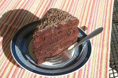 Six Layer Chocolate Brigadeiro Cake