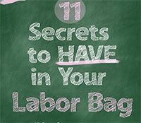 11 Secrets to Have in Your Labor Bag -For Women Only. This is one of the BEST labor bag posts I've read! Baby On The Way, Baby Kind, Our Baby, Getting Ready For Baby, Preparing For Baby, Baby Boys, Labor Bag, Pregnancy Labor, Pregnancy Advice