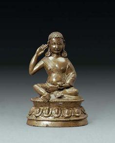 milarepa-tibet-16th-c-bronze