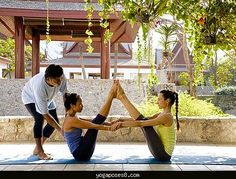 awesome Yoga health vacation