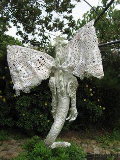 soft sculpture dragon