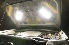 Under the hood lighting