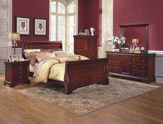 New Classic Versailles Bedroom Set