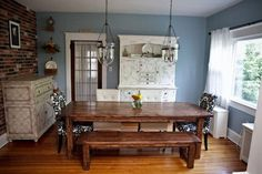 How to make your own farm table
