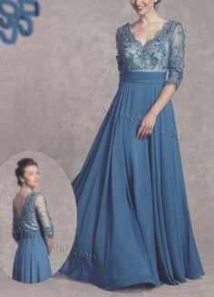 Mother Of Bride/Groom Long Dress Homecoming Evening Formal Prom Custom Made Plus #Dress