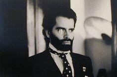 Karl Lagerfeld, Ph. Helmut Newton 1974