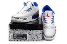 Air Jordan 3 sneakers order more than $150 USD can get free shipping The shoes come with the original tags and box $58 for each pair of shoes