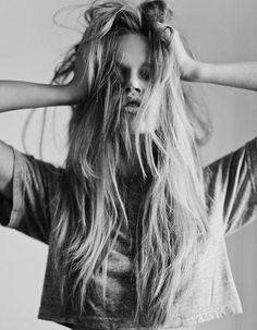 Coiffure cheveux longs fins hiver 2016