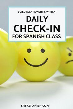 The Beginning of Spanish Class Routine - SRTA Spanish Spanish Lessons For Kids, Spanish Teaching Resources, Spanish Lesson Plans, Spanish Activities, Teaching Ideas, Spanish Teacher, Spanish Classroom, Ap Spanish, Learn Spanish