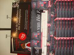 De Bakkersdochter May 7th launch at Holland's largest summer book fair!