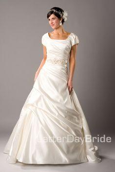 Dulcina - Wedding Dress Front