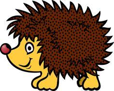 Coisas de criança!: A Fábula do Porco-espinho.